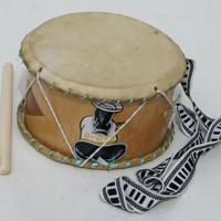 Tambores indios