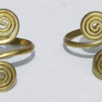 Bronze Ringe