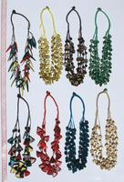 Collier graines